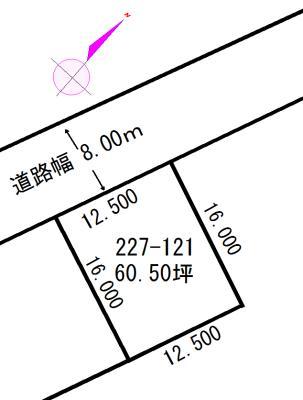 北海道小樽市新光町227-121 の売買土地物件詳細はこちら
