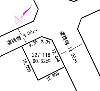 北海道小樽市新光町227-118 の売買土地物件詳細はこちら