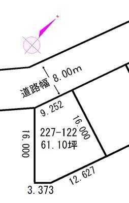 北海道小樽市新光町227-122 の売買土地物件詳細はこちら
