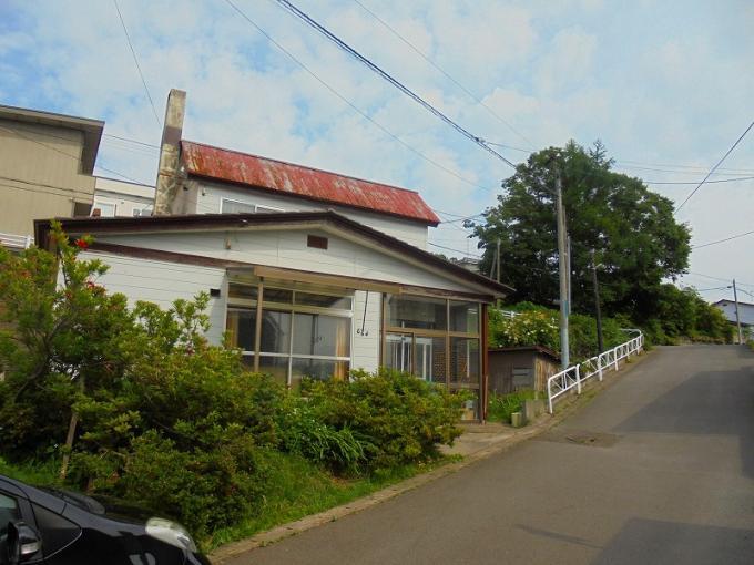 北海道小樽市末広町35-1 の売買中古一戸建物件詳細はこちら