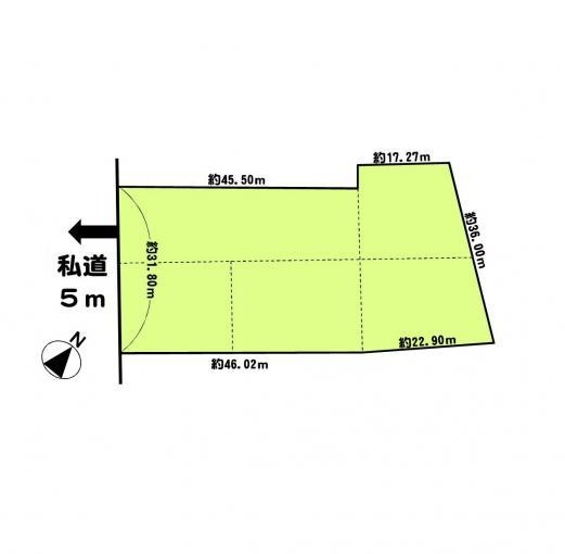北海道小樽市手宮 の売買土地物件詳細はこちら