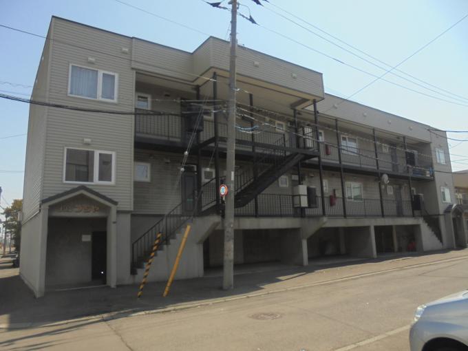 北海道札幌市東区東苗穂四条11-11 の賃貸アパート物件詳細はこちら