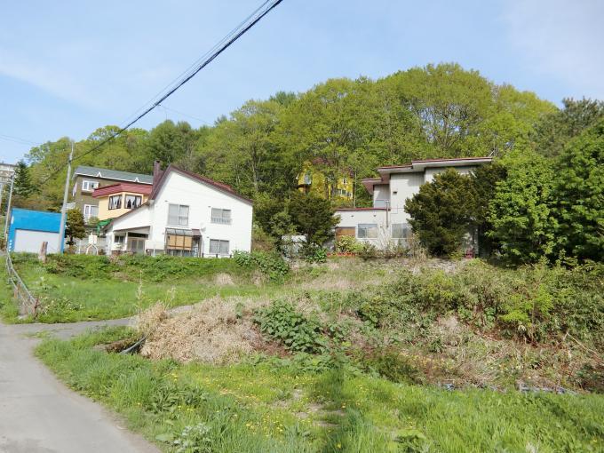 北海道小樽市高島5丁目4-10 の売買土地物件詳細はこちら