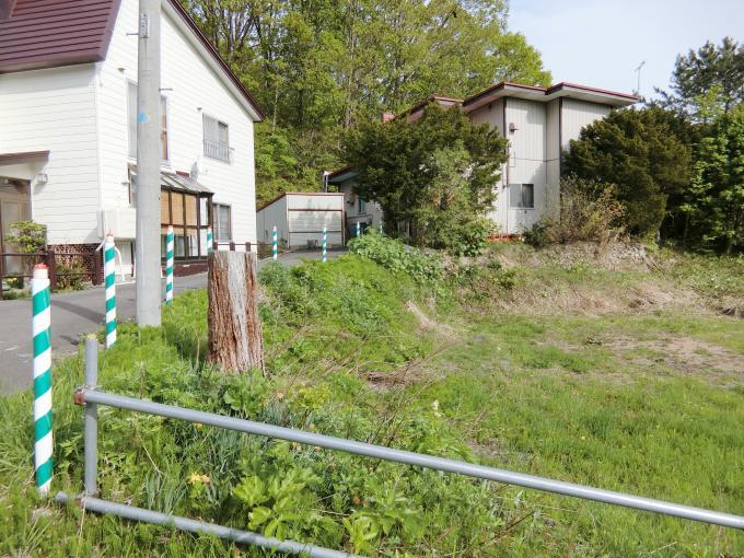 〔土地〕小樽市高島5丁目 画像2