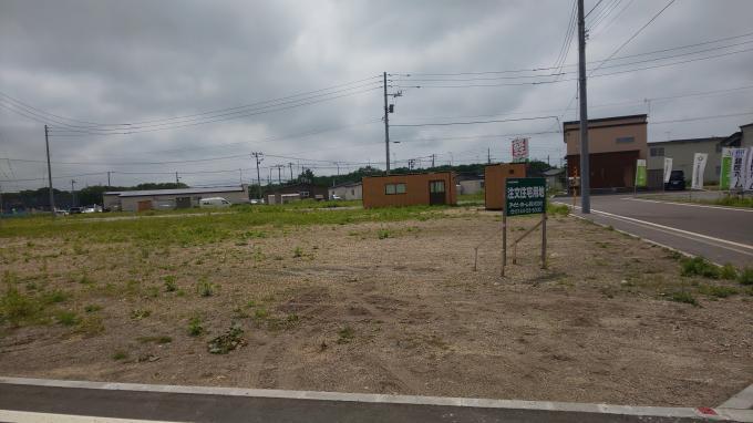沼ノ端中央1丁目256-77 パステルタウン6-01 北西角地 画像2