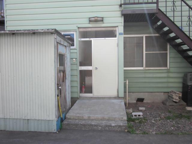 北海道札幌市西区八軒五条東3丁目4-4 JR札沼線[八軒]の賃貸アパート物件詳細はこちら