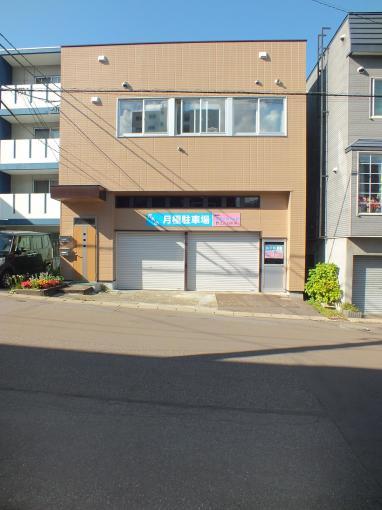 北海道小樽市稲穂4丁目8-2 の賃貸駐車場物件詳細はこちら