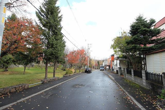 札幌市西区西野9条3丁目 建築条件付き土地  画像3