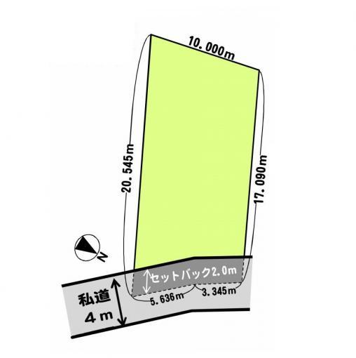 北海道小樽市高島2丁目65-6 の売買土地物件詳細はこちら