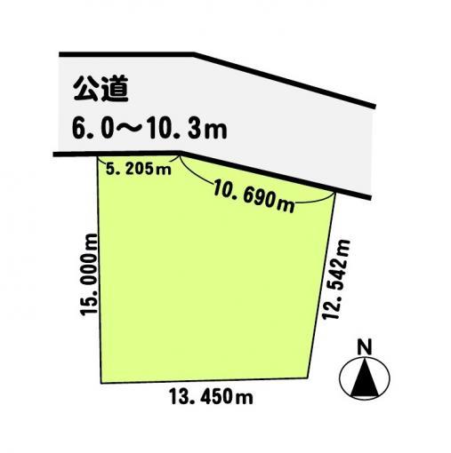 北海道小樽市桂岡町252-37 の売買土地物件詳細はこちら