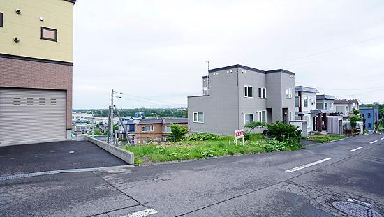北海道小樽市星野町187番地25他 の売買2区画以上の土地物件詳細はこちら