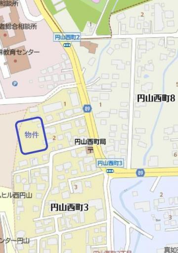 北海道札幌市中央区円山西町3丁目 の売買土地物件詳細はこちら