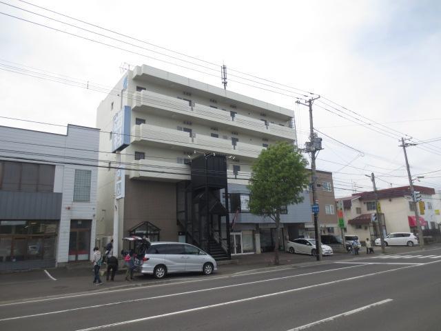 北海道札幌市白石区川下二条4丁目2-8 JR千歳線[平和]の賃貸マンション物件詳細はこちら