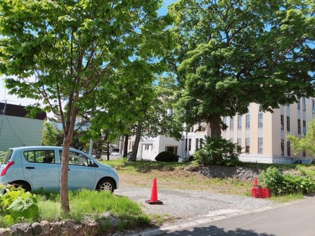 北海道小樽市花園2丁目15 の賃貸駐車場物件詳細はこちら