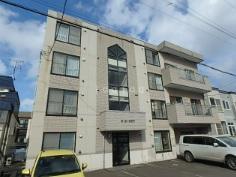 北海道札幌市白石区川下一条5丁目1-24 JR千歳線[平和]の賃貸マンション物件詳細はこちら
