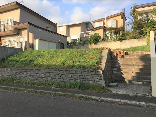北海道札幌市南区北ノ沢6丁目4 の売買土地物件詳細はこちら