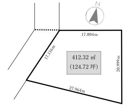 小樽市最上2丁目売土地 画像2