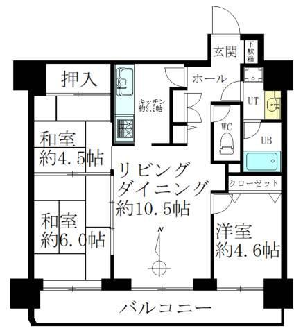 コープ野村真駒内グリーンプラザ 画像3