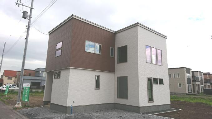 北海道札幌市東区東苗穂十三条4丁目1-2 の売買未入居住宅物件詳細はこちら