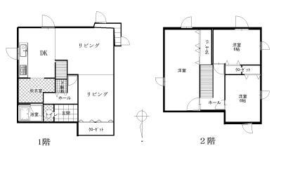 望洋台2丁目住宅 画像3