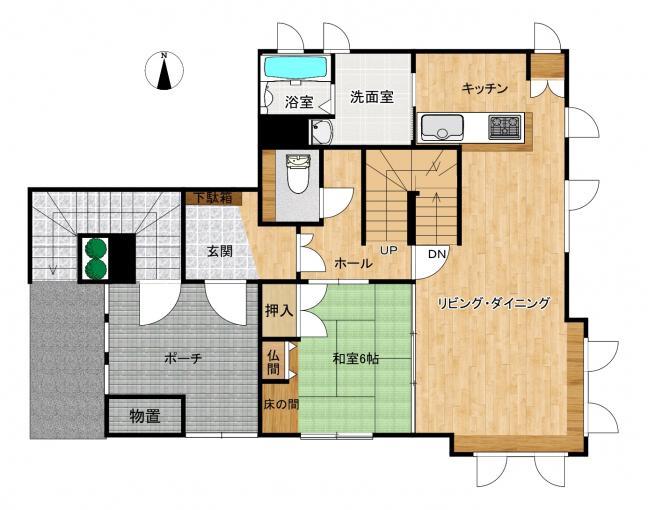 中ノ沢4丁目【土屋ホーム旧施工】 画像3