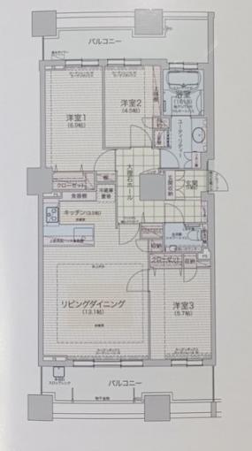 札幌市中央区の中古マンション 画像3
