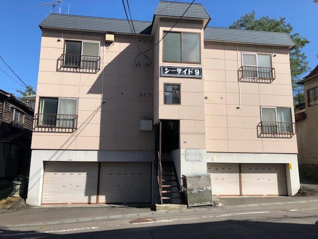 北海道小樽市東雲町9-20 の賃貸アパート物件詳細はこちら