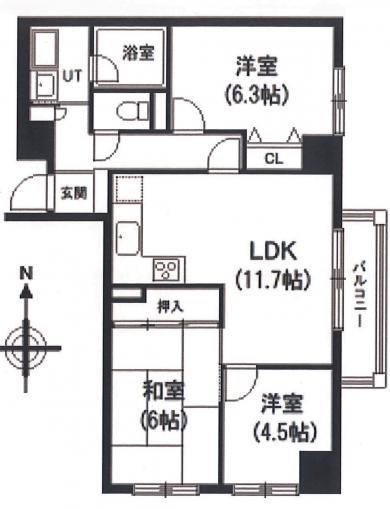 ◎価格改定 ガーデンハウス大谷地 画像3
