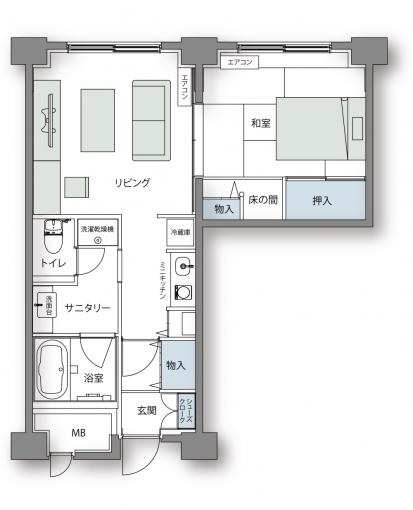 アルファコンフォート札幌 画像3