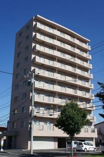 北海道札幌市白石区北郷二条9丁目2-17 JR千歳線[平和]の賃貸マンション物件詳細はこちら