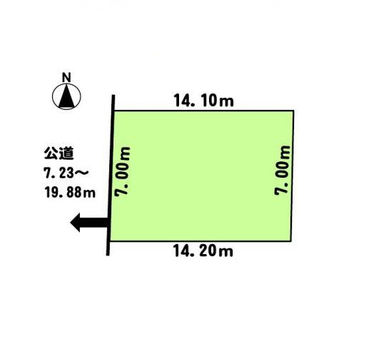 北海道小樽市春香町363-16 の売買土地物件詳細はこちら