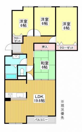 サーム野幌壱番館 画像2