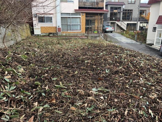 小樽市高島4丁目(土地)※建築条件のない土地です! 画像2