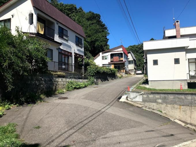 小樽市高島4丁目(土地)※建築条件のない土地です! 画像3