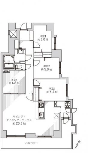 ダイアパレス新札幌 画像3