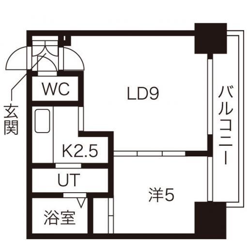 ★☆エレベーター付きで毎日快適☆★サンコート大通 画像2