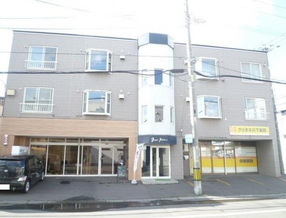 北海道札幌市白石区川下二条4丁目2-22 JR千歳線[平和]の賃貸マンション物件詳細はこちら