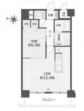 ライオンズマンション北大前8階 画像3