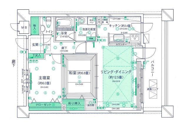 アパガーデンパレス札幌駅西 画像3