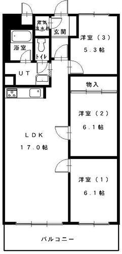 コープ野村真駒内第2 画像3