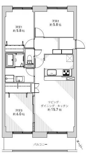 エトワール新札幌 画像2