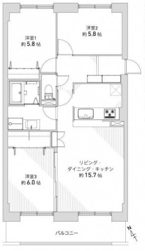 エトワール新札幌 画像3