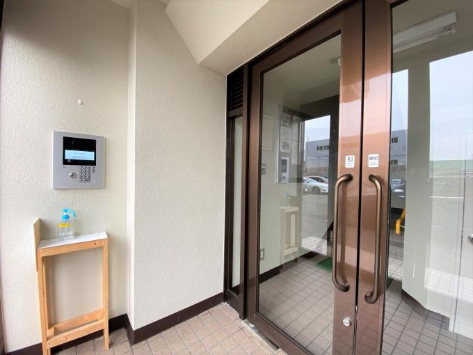 リーセント里塚B棟 7階部分、日当たり・眺望良好! 画像2