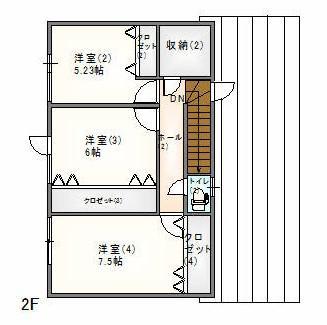 澄川4-8(4LDK) 画像3
