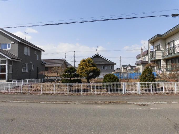 北海道恵庭市恵み野東5丁目 JR千歳線[恵み野]の売買土地物件詳細はこちら