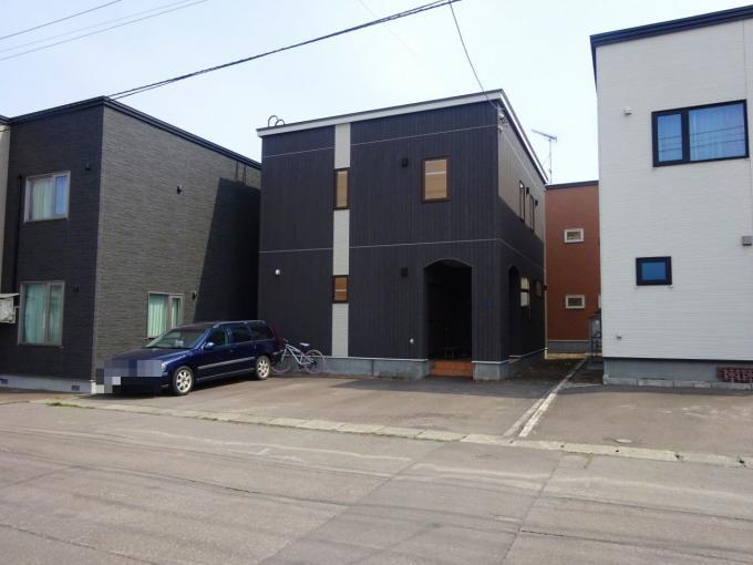 北海道小樽市新富町14-18 の売買中古一戸建物件詳細はこちら