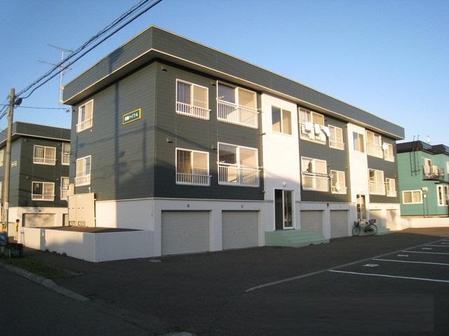 北海道札幌市白石区川下二条6丁目1-1 JR千歳線[平和]の賃貸アパート物件詳細はこちら