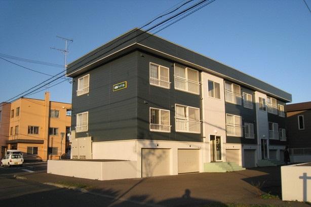 北海道札幌市白石区川下二条6丁目1-2 JR千歳線[平和]の賃貸アパート物件詳細はこちら