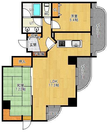 ライオンズマンション札幌定山渓参番館 画像3