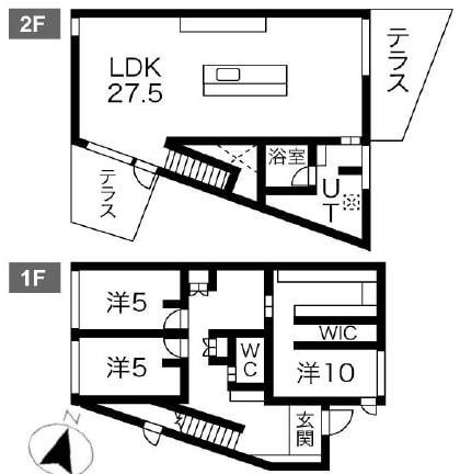 厚別東5条2丁目戸建 画像2